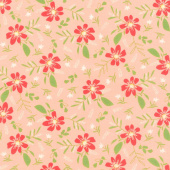 Summer Sweet - Garden Song Petal Yardage