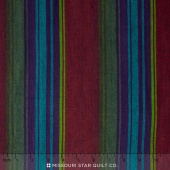 Kaffe Wovens - Exotic Stripe Dark Yardage