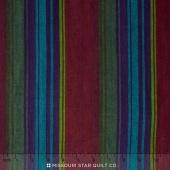Kaffe Wovens - Exotic Stripe Dark Yardage