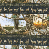 Realtree - Daybreak Edge Shelf Multi Yardage