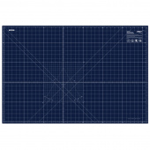 "Olfa Splash 24"" x 36"" Cutting Mat Navy"