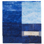 Stonehenge Gradations Brights - Indigo Tiles