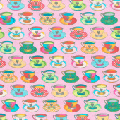 Curiouser and Curiouser - Tea Time Wonder Yardage