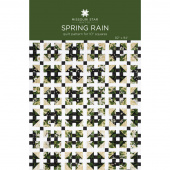 Spring Rain Quilt Pattern by Missouri Star