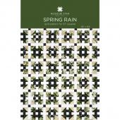 Spring Rain Quilt Pattern by Missouri Star