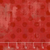 "Grunge Hits the Spot - Red 108"" Wide Backing"