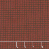 Lumberjack Aaron - Gingham Red Yardage