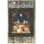 A Barnyard Christmas Pattern