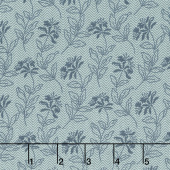 Bed of Roses - Sage Teal Yardage