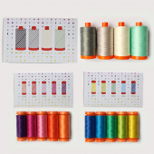Tula Pink Homemade AURIfil Thread Collection