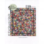 42 Fat Quarter Quilt Pattern