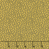 Baltimore House - Dots Gold Yardage