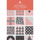 Big Friends, Little Friends Quilt Pattern by Missouri Star