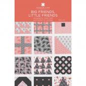 Big Friends, Little Friends Quilt Pattern by Missouri Star