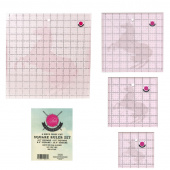 Tula Pink Square Rulers with Unicorn