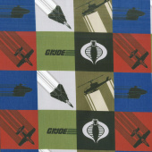 GI Joe - GI Joe Block Multi Yardage