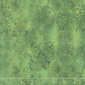 Rainbow of Jewels - Succulents Green Yardage
