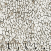 The Great Outdoors - Crackle Neutral Flannel Yardage