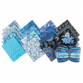 Regency Metallic Fat Quarter Bundle