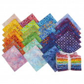Artisan Batiks - Round and Around Fat Quarter Bundle