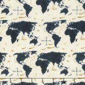 Weather Permitting - World Cloudy Stormy Yardage