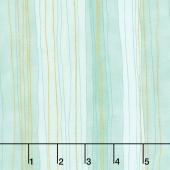 Shiny Objects - Holiday Twinkle Sterling Stripe Crystal Metallic Yardage