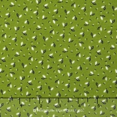 Vine - Mini Leaf Green Yardage