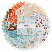 Camp - A - Long Critters Charm Pack