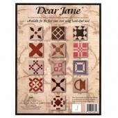 Dear Jane Row J Kit