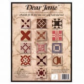 Dear Jane Row J Kit