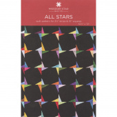 All Stars Quilt Pattern by Missouri Star