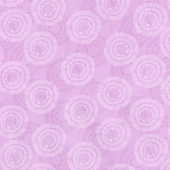 Wilmington Essentials - Circle Burst Light Purple Yardage