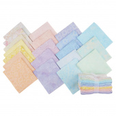 Tonga Treats Batiks - Buttercream Fat Quarter Bundle