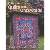 Kaffe Fassett's Quilts in the Cotswolds Book