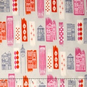 Jubilee - In The City Pink Yardage