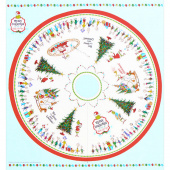 How the Grinch Stole Christmas - Tree Skirt Holiday Panel
