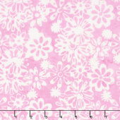 Salt Water Taffy Batiks - Wallflower Lipstick Yardage
