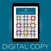Digital Download - Missouri Star Quilt Pattern by MSQC