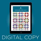 Digital Download - Missouri Star Quilt Pattern by Missouri Star