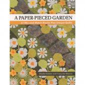 A Paper-Pieced Garden Book