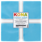 Kona Cotton Color of the Year 2021 Ten Squares