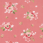 Summer Blush - Main Pink Yardage
