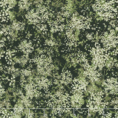 Garden Delights III - Baby's Breath Green Yardage