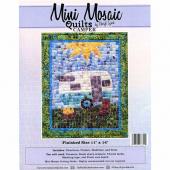 Mini Mosaic Quilts Camper Pattern