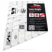 Creative Grids Lazy Angle Ruler 6 1/2 x 10 1/2