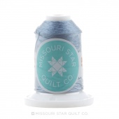 Missouri Star 50 WT Cotton Thread Paris Blue