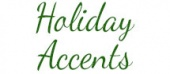 Holiday Accents