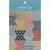 Honey Do Quilt Pattern by MSQC