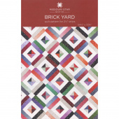Brick Yard Quilt Pattern by Missouri Star