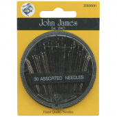 Compact 30 Needles Assorted